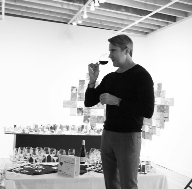 Master Sommelier, Richard Betts take us through a curated wine tasting at our inaugural client meeting.