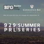 929 PRL Summer Series